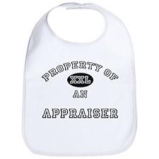 Property of an Appraiser Bib