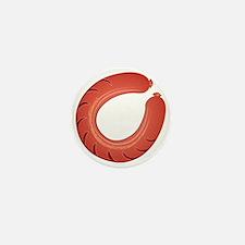 Sausage Mini Button (10 pack)