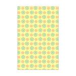 Orange & Lime Citrus Mini Poster Print