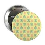 Orange & Lime Citrus Button