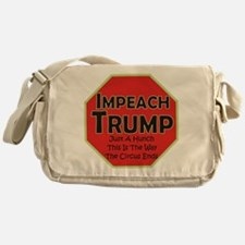 Impeach Trump Messenger Bag