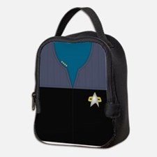 Star Trek DS9 Science Captain Neoprene Lunch Bag