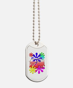 Unique Hippies Dog Tags