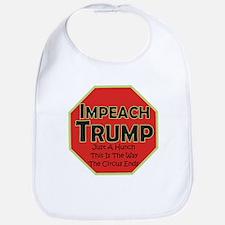 Impeach Trump Bib