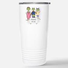 Unique Croak Travel Mug