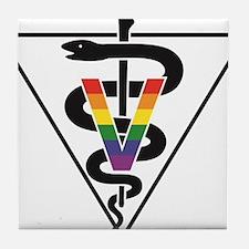 LGVMA LOGO Tile Coaster
