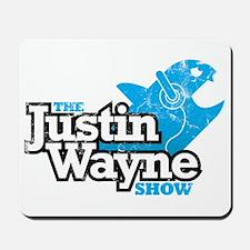 The Justin Wayne Show Mousepad