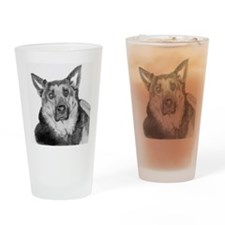 Funny Macie Drinking Glass