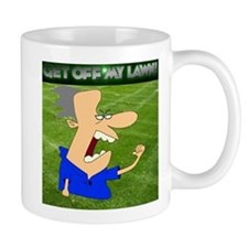 Funny Anger Mug