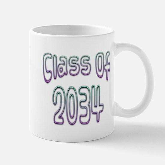 Class of 34 Mugs