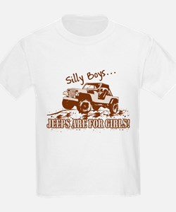 Funny Silly boys T-Shirt