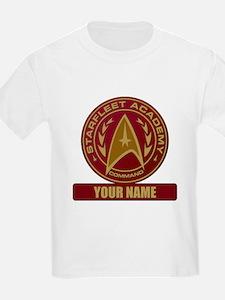 Starfleet Academy Command T-Shirt
