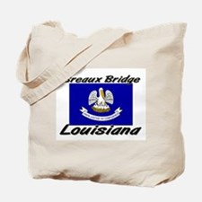 Breaux Bridge Louisiana Tote Bag