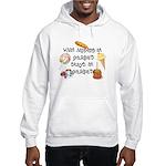 What Happens at Grandpa's... Hooded Sweatshirt