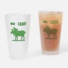 CABIN Drinking Glass