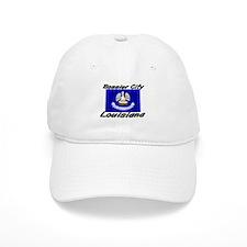 Bossier City Louisiana Baseball Cap