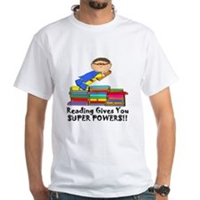 Unique Reading Shirt