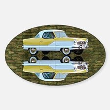 Nash Metropolitan Decal