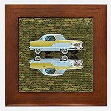 Nash Metropolitan Framed Tile