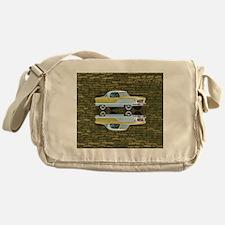 Nash Metropolitan Messenger Bag