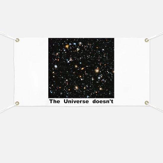 No Lives Matter (Explicit - Black) Banner