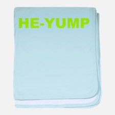 He-Yump (Transparent) baby blanket