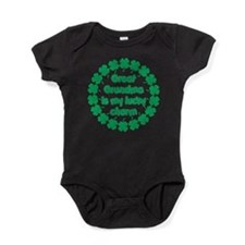 Cute Great grandmothers day Baby Bodysuit