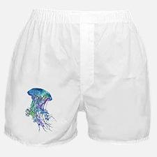 Cute Mollusks Boxer Shorts