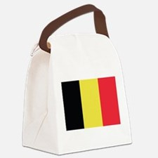 Cute Flemish Canvas Lunch Bag
