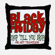 Black Friday Pillows, Black Friday Throw Pillows & Decorative Couch Pillows