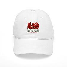 Black Friday Shop 'Till You Drop Baseball Cap