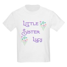 Little Sister Lucy T-Shirt
