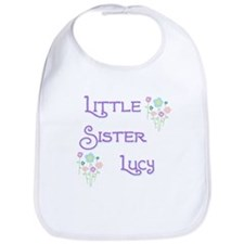 Little Sister Lucy Bib