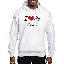I Love My Kieran Jumper Hoody