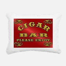 Unique Gold bar Rectangular Canvas Pillow