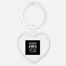 Funny Military Heart Keychain