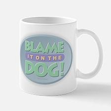 Blame Dog Mugs