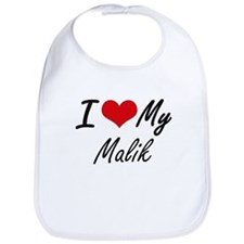 I Love My Malik Bib