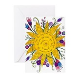 Yoga Greeting Cards (10 Pack)