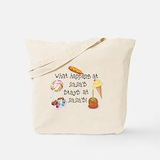 What Happens at Nana's... Tote Bag