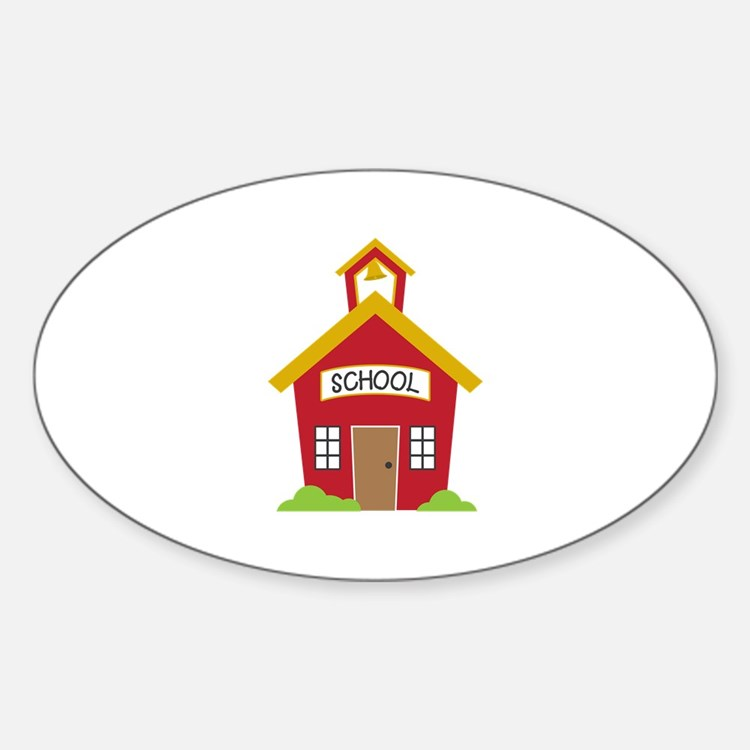 School House Decal