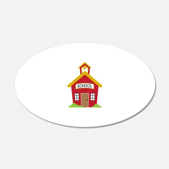 School House Wall Decal