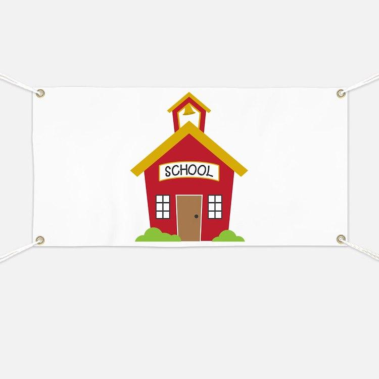 School House Banner