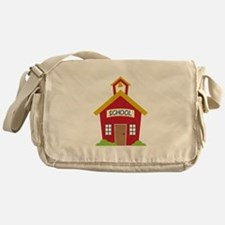 School House Messenger Bag