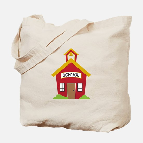 School House Tote Bag