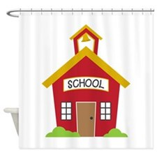 School House Shower Curtain