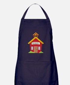 School House Apron (dark)