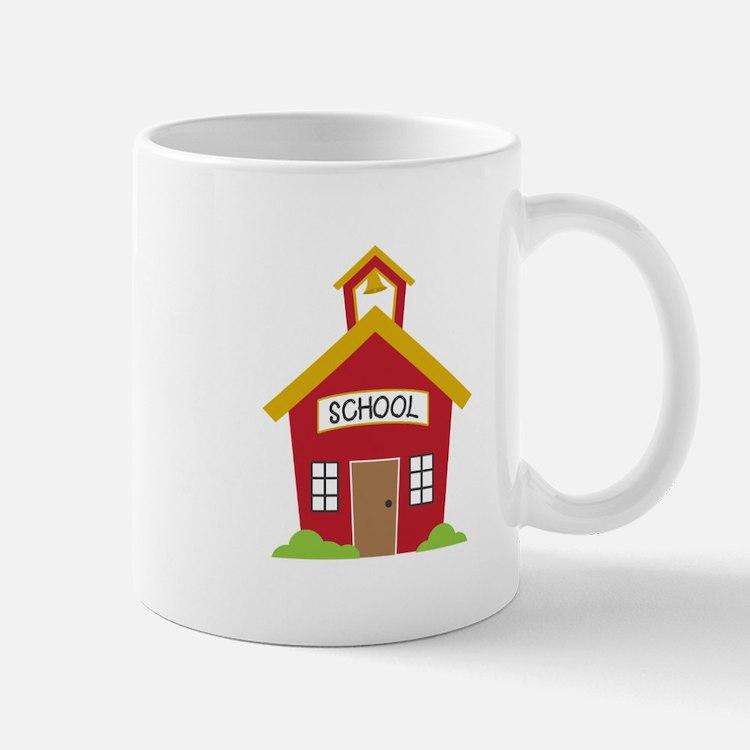 School House Mugs