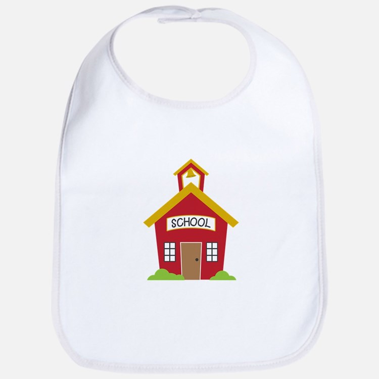 School House Bib