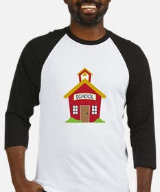 School House Baseball Jersey